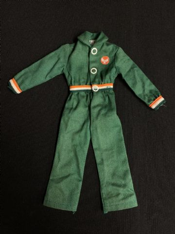 VINTAGE ACTION MAN  - PURSUIT CRAFT PILOT JUMPSUIT